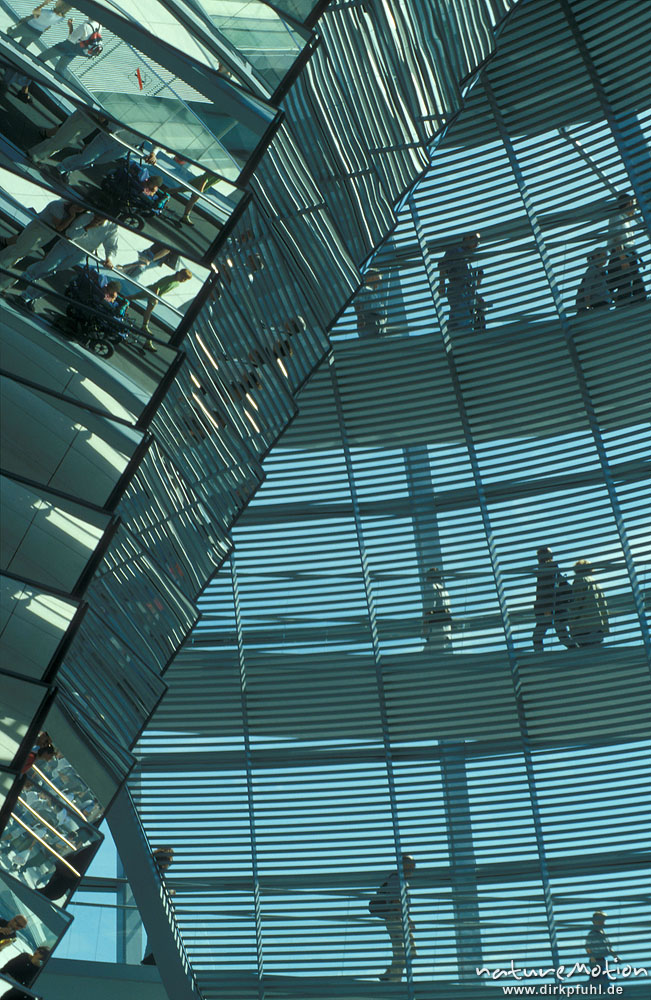 Reichstagskuppel von innen spiegel treppenspirale for Spiegel deutschland
