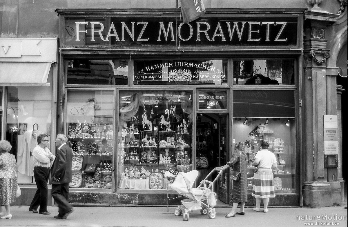 Strassenszene, Wien Vienna, Österreich