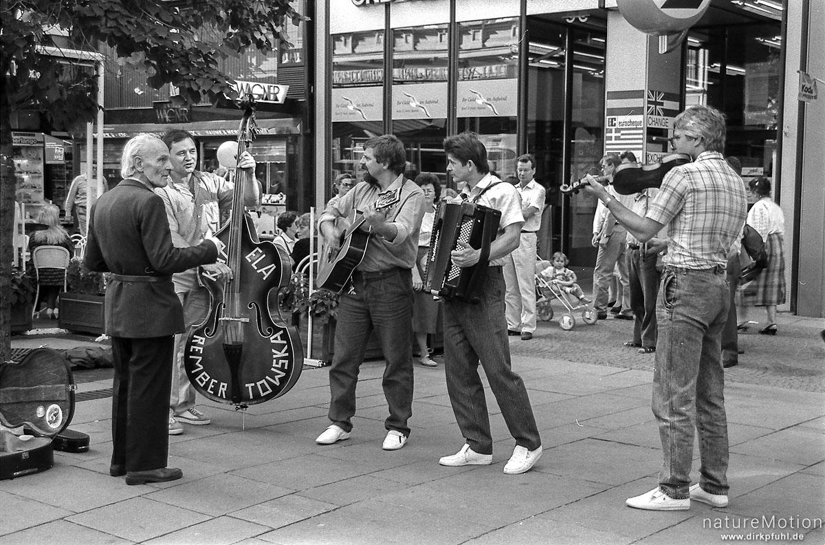 Strassenmusiker, Wien Vienna, Österreich