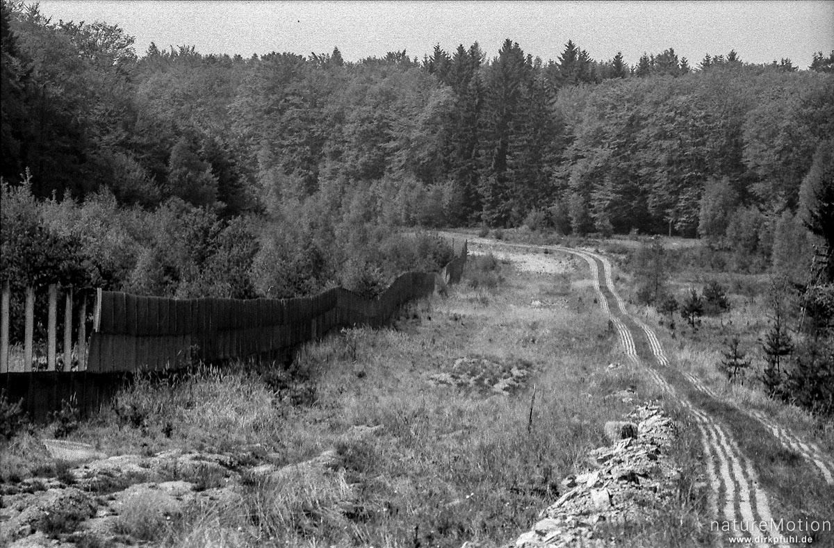 ehemalige innerdeutsche Grenze, Kreuzberg, Rhön, Rhön, Deutschland