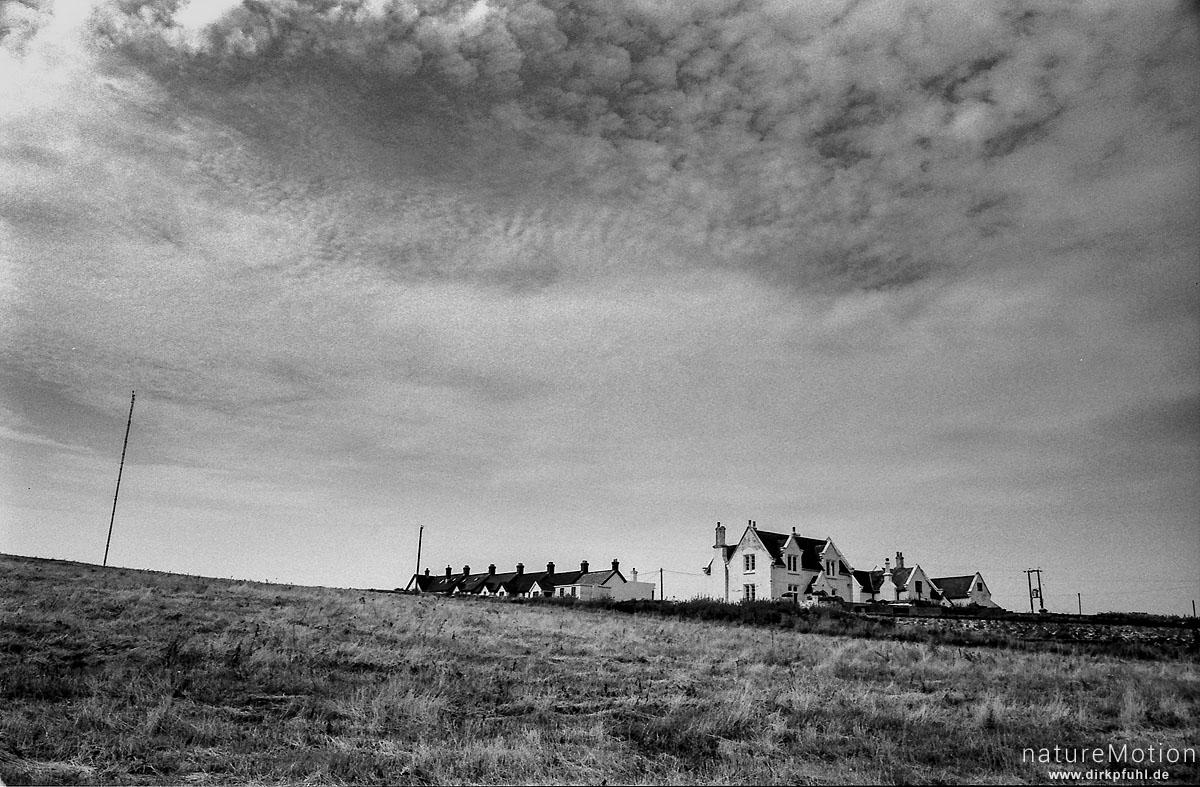 Häuser, Pembrokeshire Coastpath, Wales, England - Großbrittanien